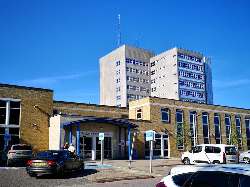 University Hospital : taken 22nd June, 2019