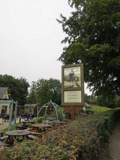 The Beer Garden